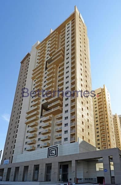 Large 2 bed+maid | with balcony l IMPZ