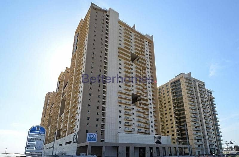 2 Large 2 bed+maid | with balcony l IMPZ
