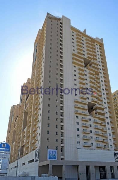 11 Large 2 bed+maid | with balcony l IMPZ