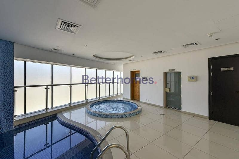 Furnished High Floor in The Bridge Sports City