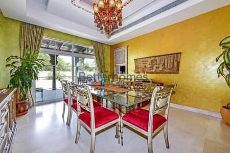 فیلا 4 غرفة نوم للايجار في المرابع العربية، دبي - Extended and Upgraded | Private Pool | Single Row