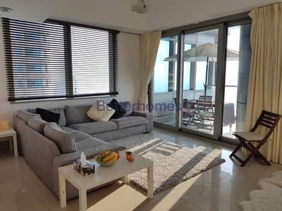 Sea View Furnished with Study in Ocean Heights
