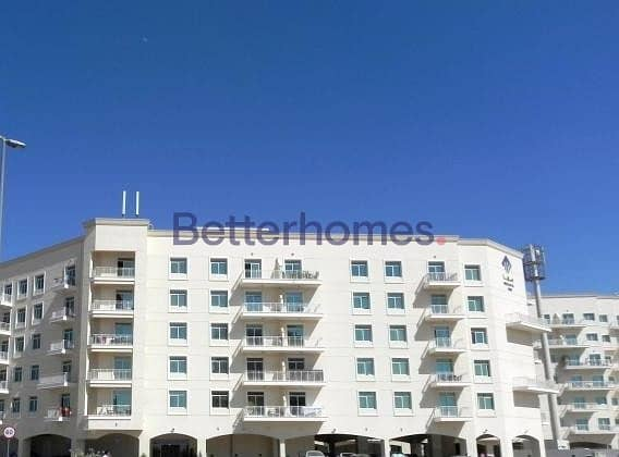 10 1 BR for Rent in Queue Point Liwan Dubailand