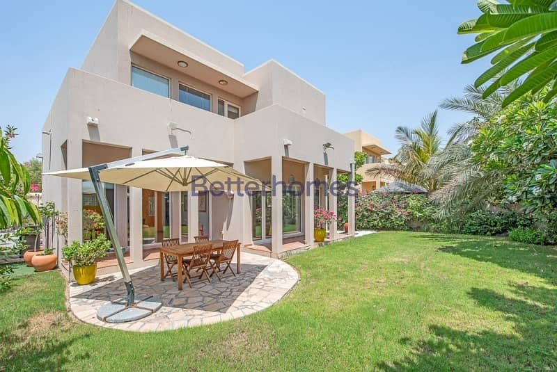 Corner Unit | Type 7 Villa in Arabian Ranches