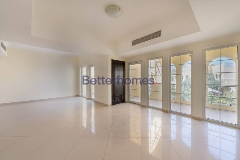 First Floor | Vacant | Nicely Maintained