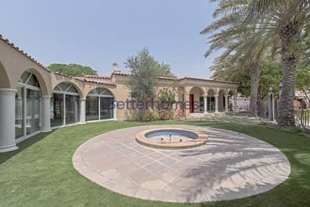 فیلا 4 غرفة نوم للبيع في جرين كوميونيتي، دبي - Upgraded and Extended | Jacuzzi | Great Location