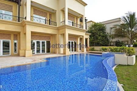 6 Bedroom Villa for Rent in Emirates Hills, Dubai - Lake View | 15
