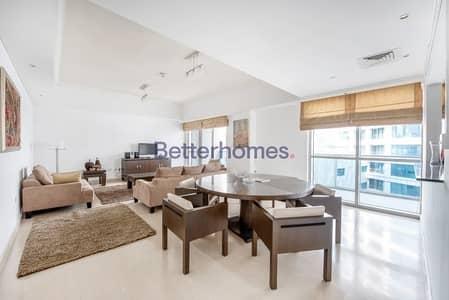 2 Bedroom Apartment for Sale in Dubai Marina, Dubai - Spacious & Well Kept Apartment | Huge Balcony