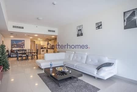 فلیٹ 1 غرفة نوم للبيع في مركز دبي المالي العالمي، دبي - Upgraded | Spacious | Rented Til Dec
