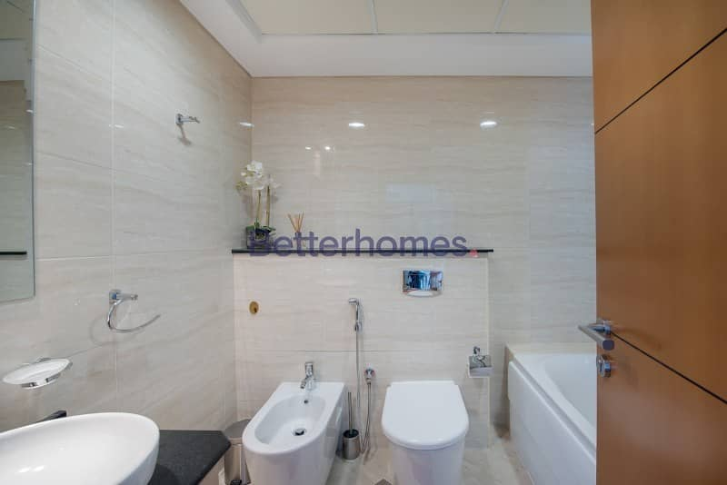 10 Fully Furnished | High Floor | Balcony