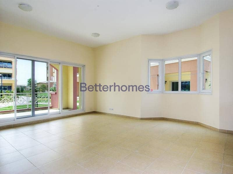 1 BR| 1.5 Bath| Store room| Corner unit | GC