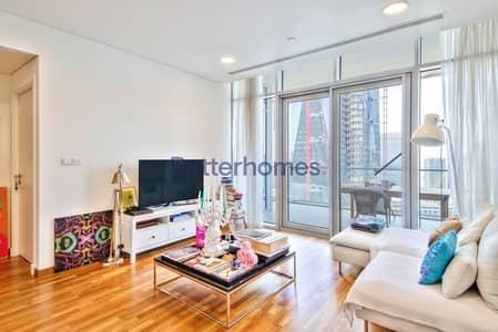 فلیٹ 1 غرفة نوم للبيع في مركز دبي المالي العالمي، دبي - Exclusive | Upgraded | Vacant on Transfer