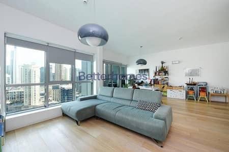 شقة 2 غرفة نوم للبيع في دبي مارينا، دبي - Stunning Marina View Fully Upgraded