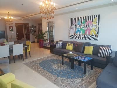 4 Bedroom Apartment for Rent in Dubai Marina, Dubai - Fully Furnished|4BR|Sea View|2 Parkings