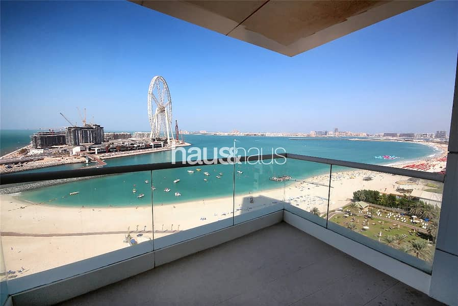 2 Parking | Full Sea View | Spacious and Bright