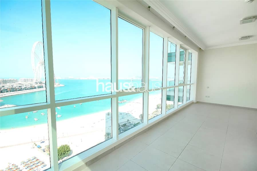 2 2 Parking | Full Sea View | Spacious and Bright
