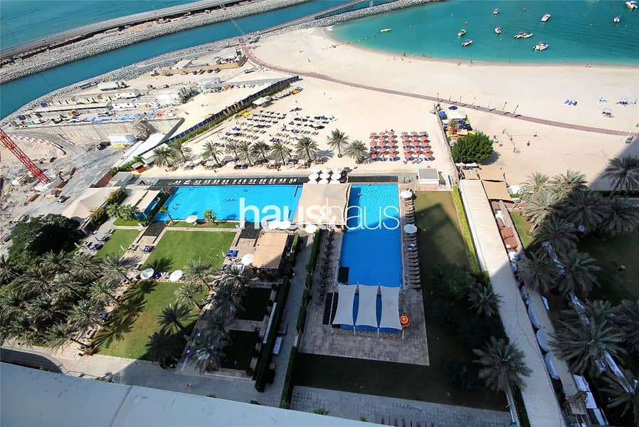 10 2 Parking | Full Sea View | Spacious and Bright