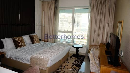 Furnished studio|Modern Interior|Canal View