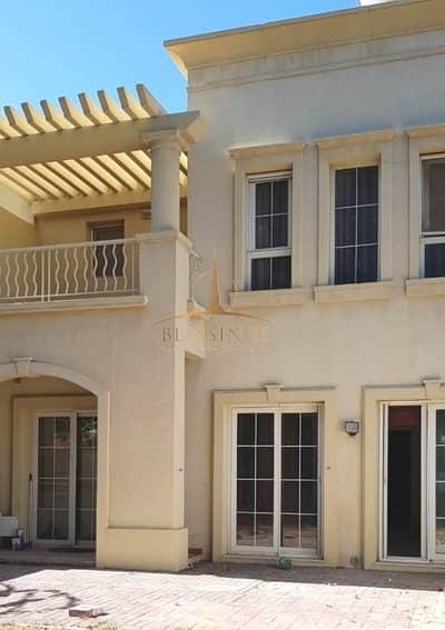 فیلا 3 غرفة نوم للايجار في الينابيع، دبي - Well Maintained 3BR+S Villa in Springs 9