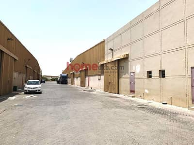 Warehouse for Sale in Dubai Investment Park (DIP), Dubai - Huge Plot