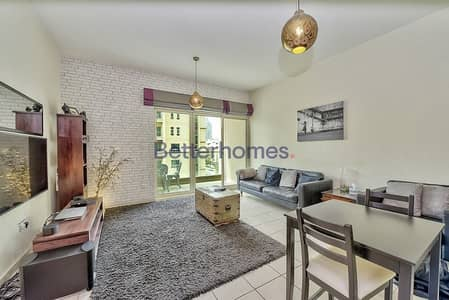 1 Bedroom Flat for Sale in The Greens, Dubai - Vacant On Transfer | Bright | Maintained