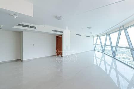 فلیٹ 2 غرفة نوم للبيع في مركز دبي المالي العالمي، دبي - Amazing View for 2 Bedroom in Park Towers