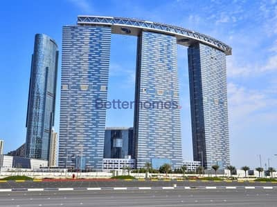 1 Bedroom Flat for Sale in Al Reem Island, Abu Dhabi - Spacious 1Bed Sea View - The Gate Tower