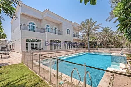 5 Bedroom Villa for Sale in Al Barsha, Dubai - Barsha 3|Luxury|Custom Built|Great Location