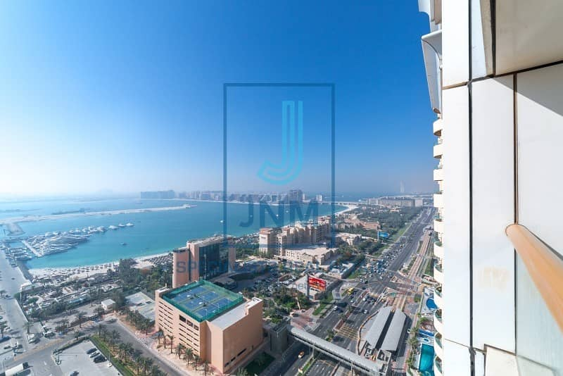 2 Exclusive 1BR | Full Sea View & Well Maintained