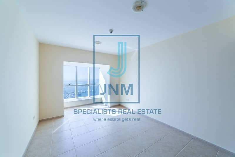 14 Exclusive 1BR | Full Sea View & Well Maintained