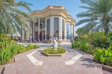 6 Bedroom Villa for Sale in Al Manara, Dubai - Corner Villa Custom Build Al Manara GCC & Locals