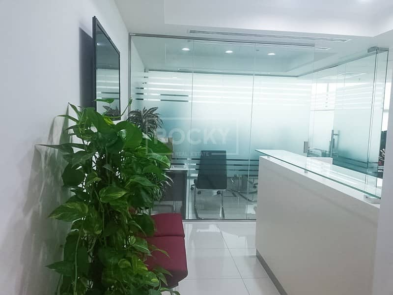 Ready to Move | Fully Fitted | High Floor | Smart Heights