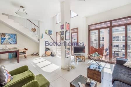 فلیٹ 1 غرفة نوم للبيع في دائرة قرية جميرا JVC، دبي - Duplex | 1 Bed | Loft | Vacating Oct