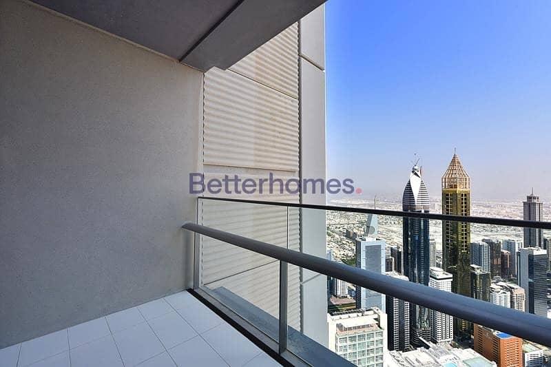2 High Floor | DIFC View | Rented | Huge