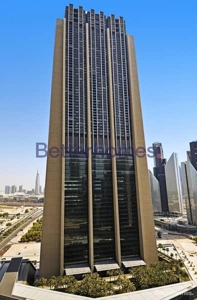 16 High Floor | DIFC View | Rented | Huge