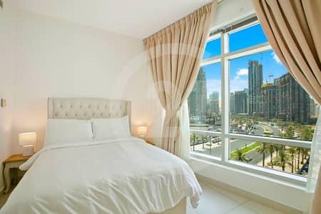 2 Bedroom Flat for Rent in Downtown Dubai, Dubai - Beautiful 2 bedroom apartment for rent in Downtown Dubai