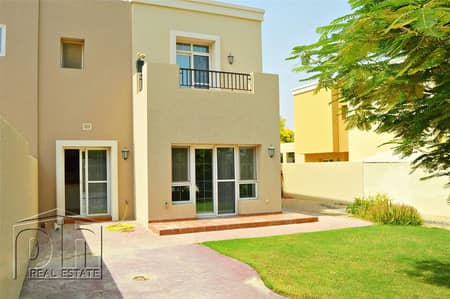 3 Bedroom Villa for Sale in Arabian Ranches, Dubai - Great Condition - 3E Al Reem Backing Lake
