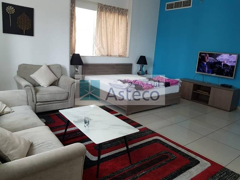 Chiller free 2 Bedroom Fully Furnished near to Metro