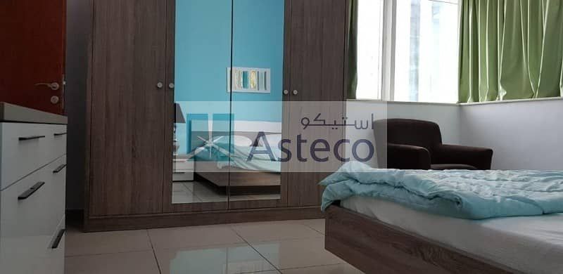 2 Chiller free 2 Bedroom Fully Furnished near to Metro