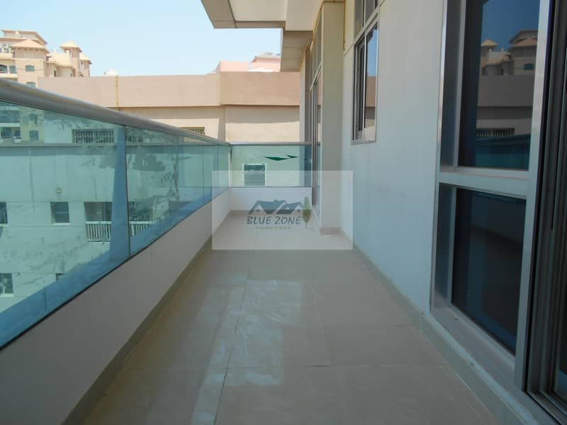 BLUE 3 BUILDING 2BHK WITH 3 BATHROOMS WITH STORE ROOM ALL AMENITIES AVAIL IN 58K