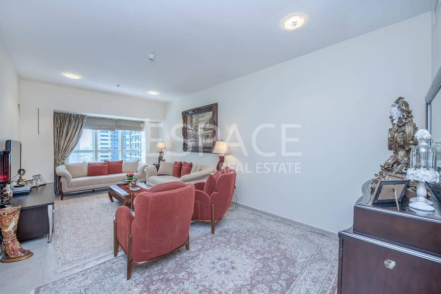 2 Furnished Apartment - Balcony - Sea View