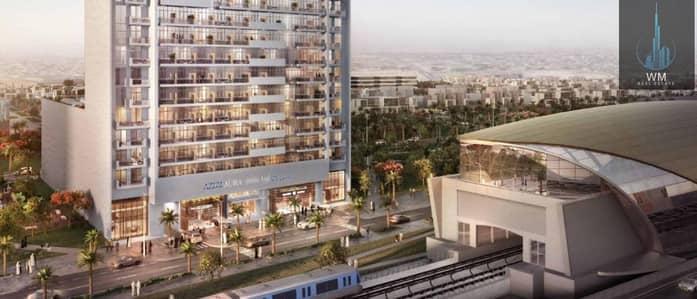 1 Bedroom Flat for Sale in Downtown Jebel Ali, Dubai - Amazing Apartment for Sale Infront of Metro Station