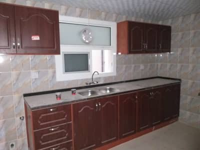 1 Bedroom Flat for Rent in Al Qasimia, Sharjah - BREND NEW 1BHK WITH PARKING WITH 2BATH ONLY 28K AL QASIMIA SHARJAH