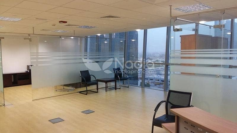 Fully Furnished Office | JLT |Tiffany Tower | For Rent | Bayut com
