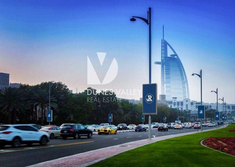 2 Commercial Building for rent | Jumeirah | Burj Al Arab