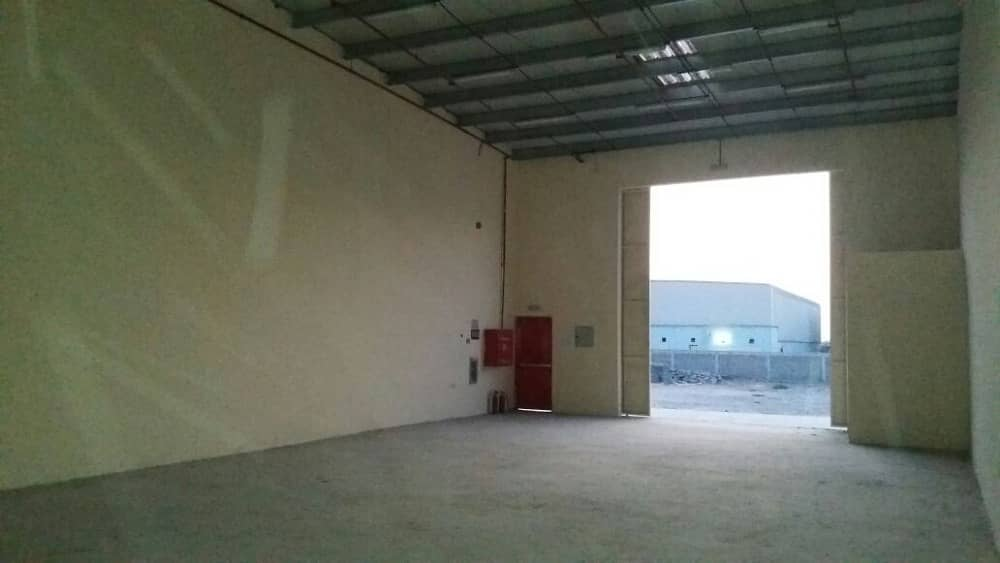 1000sqt,2000sqt,2500sqt and 3000sqt warehouses for rent in Al Jurf Industrial Area, Ajman. . . . . . . . . . .