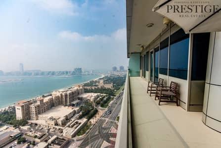 3 Bedroom Flat for Rent in Dubai Marina, Dubai - Amazing 3 bedroom in Ocean Heights