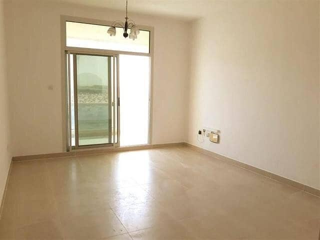 Spacious 1BHK With Huge Balcony in DSO