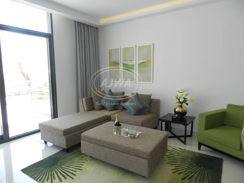 Brand New Fully Furnished 2 BR in Dubai South