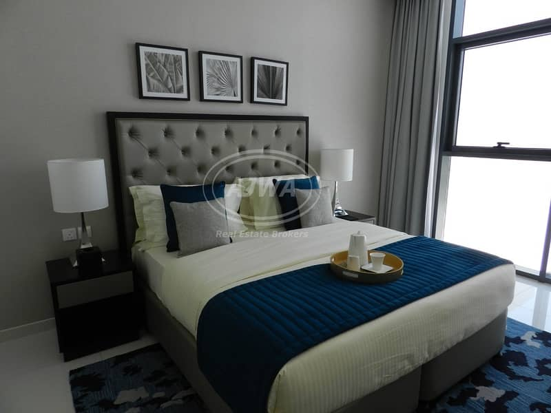 2 Brand New Fully Furnished 2 BR in Dubai South
